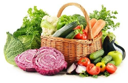 Verduras são alimentos essenciais para perder peso naturalmente
