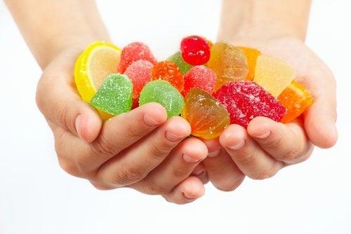 açúcares