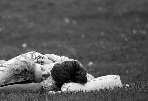 casal enamorado