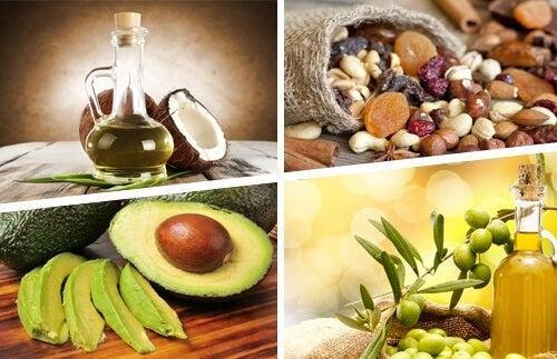 Descubra as gorduras saudáveis que não engordam