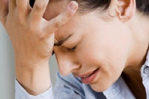 Bebida natural para a dor de cabeça