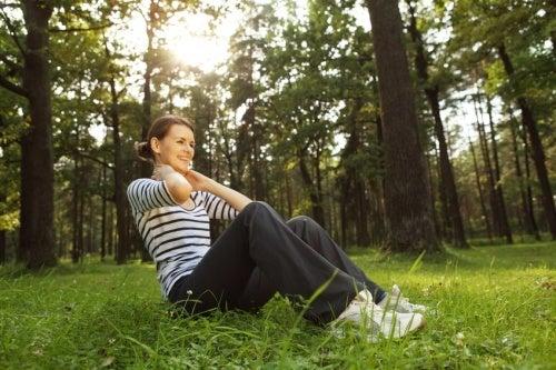 Exercícios físicos para combater a depressão