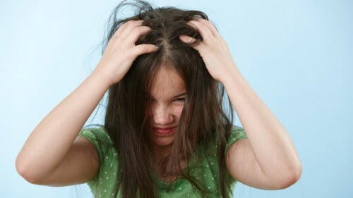 Cuidado com o cabelo de seus filhos