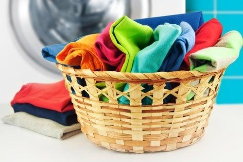 toalha lavada com amaciantes naturais