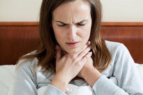 Remédios caseiros para a faringite