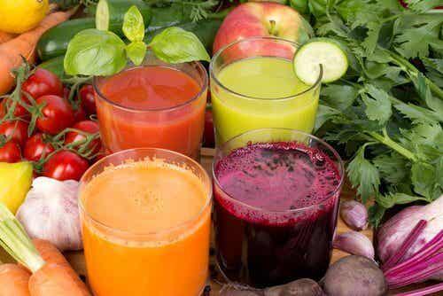 5 sucos para desintoxicar os rins