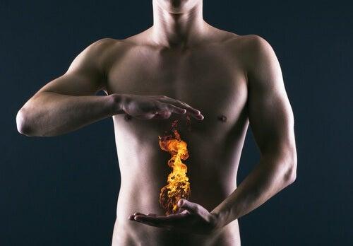 Acidez gástrica, queimação