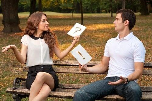 Comunicação como pilar do casal