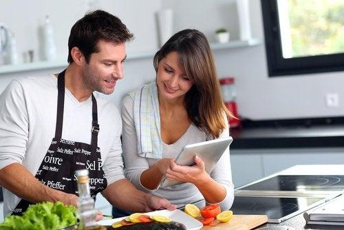 Criatividade como pilar do relacionamento do casal