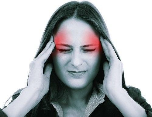 Sucos naturais contra a dor de cabeça