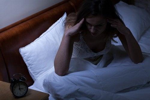 A falta de sono pode ter uma relação com a demência