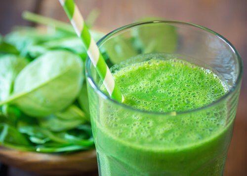 Suco verde evita o câncer
