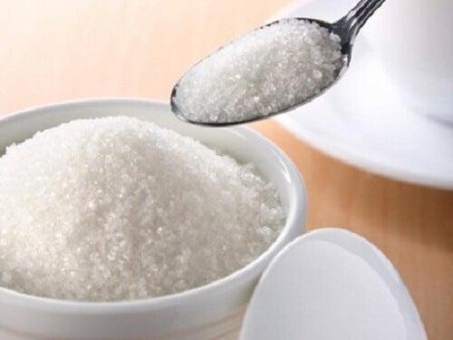 Truque para a insônia: sal e açúcar