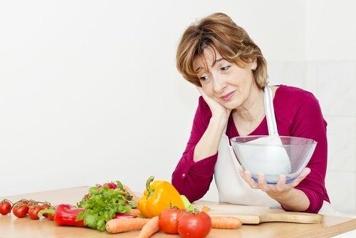 alimentação-e-menopausa