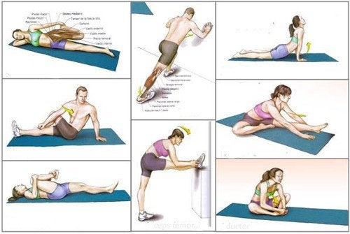 Os 9 melhores alongamentos para ficar em forma