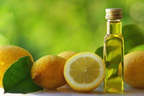 Usos do limão para peles oléosas