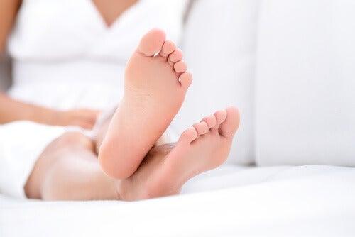 pés sem calos e verrugas