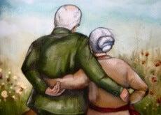 A marca emocional de nossos avós