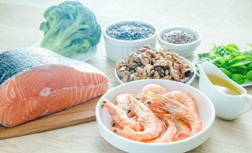 Alimentos para prevenir varizes