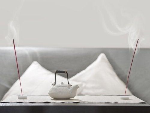 Aromaterapia para encher seu lar de energias positivas
