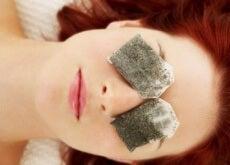 Recomendações para eliminar as olheiras naturalmente