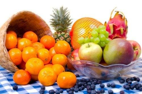 Frutas frescas podem encher seu dia de energia positiva