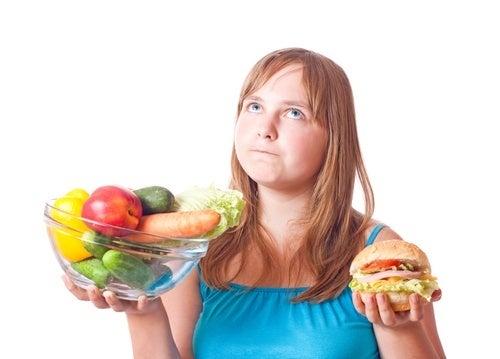 Mudar a alimentação para combater a flacidez