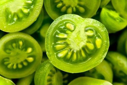 Resultado de imagem para tomate verde