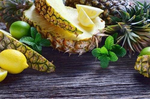 Frutas para diminuir a barriga