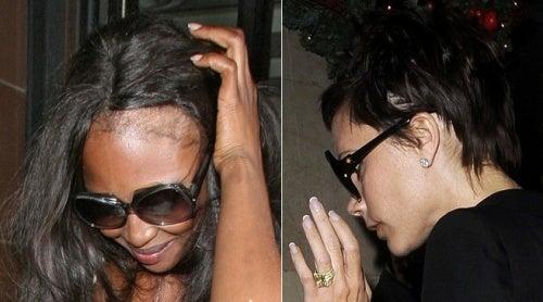 escassez de cabelo