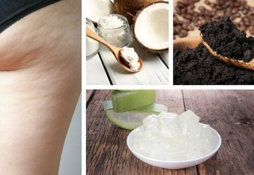 Como preparar cremes caseiros para atenuar a celulite e firmar a pele