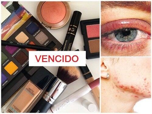 5 hábitos de maquiagem que podem ser prejudiciais