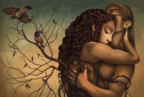 Um dia alguém vai te abraçar tão forte que todos os seus pedaços se juntarão de novo