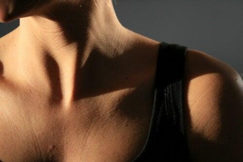 tonificar o pescoço