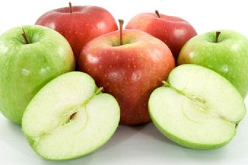 Benefícios das maçãs
