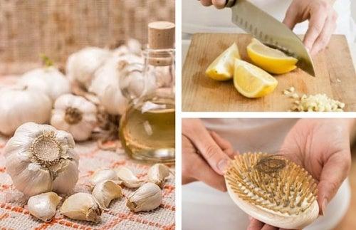 Como preparar óleo de alho para combater a queda de cabelo