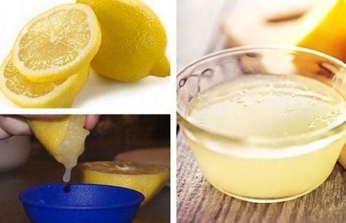 poder curativo do limão