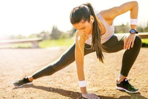 Exercícios para evitar as câimbras
