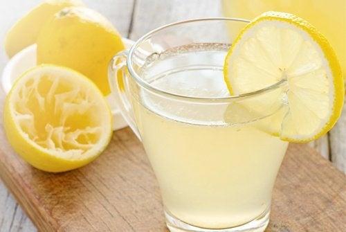 Limonada: uma das bebidas para reduzir peso