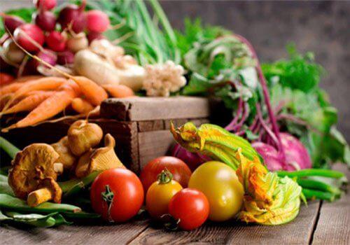 Adotar uma dieta saudável faz bem  ao corpo