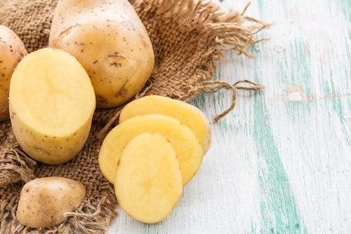 A batata pode aliviar as hemorroidas