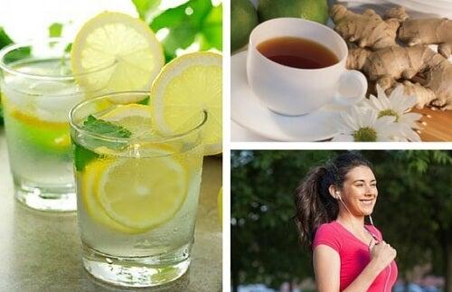 4 coisas que você pode fazer todas as manhãs para emagrecer