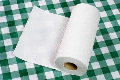 10 usos alternativos para o papel toalha