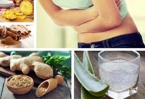 11 remédios naturais para combater a acidez estomacal