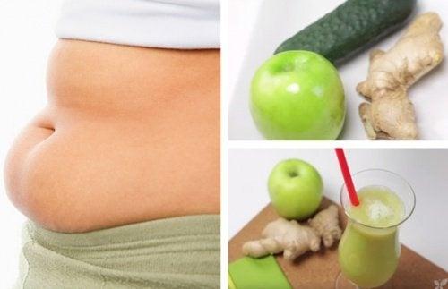 Descubra o suco verde que ajuda a perder peso