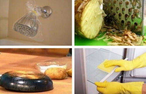 10 truques de limpeza que deixam vários objetos como novos