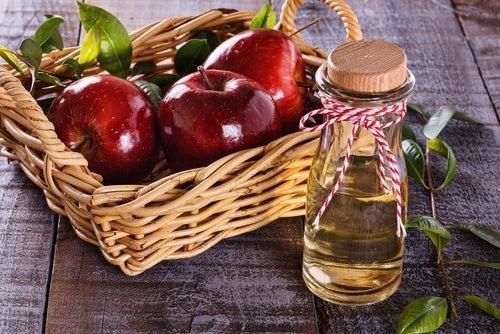 Os benefícios do vinagre de maçã