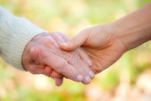 cartilagens das mãos