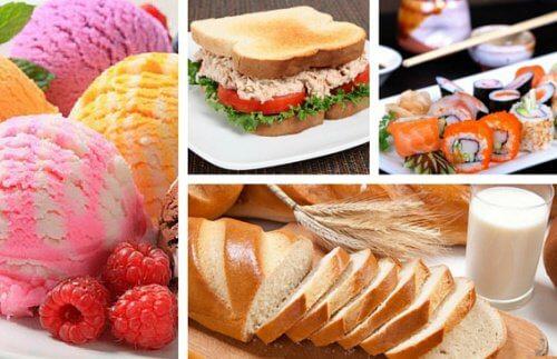 7 alimentos que engordam tanto quanto fast foods