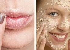 Como preprar esfoliante natrais para o rosto
